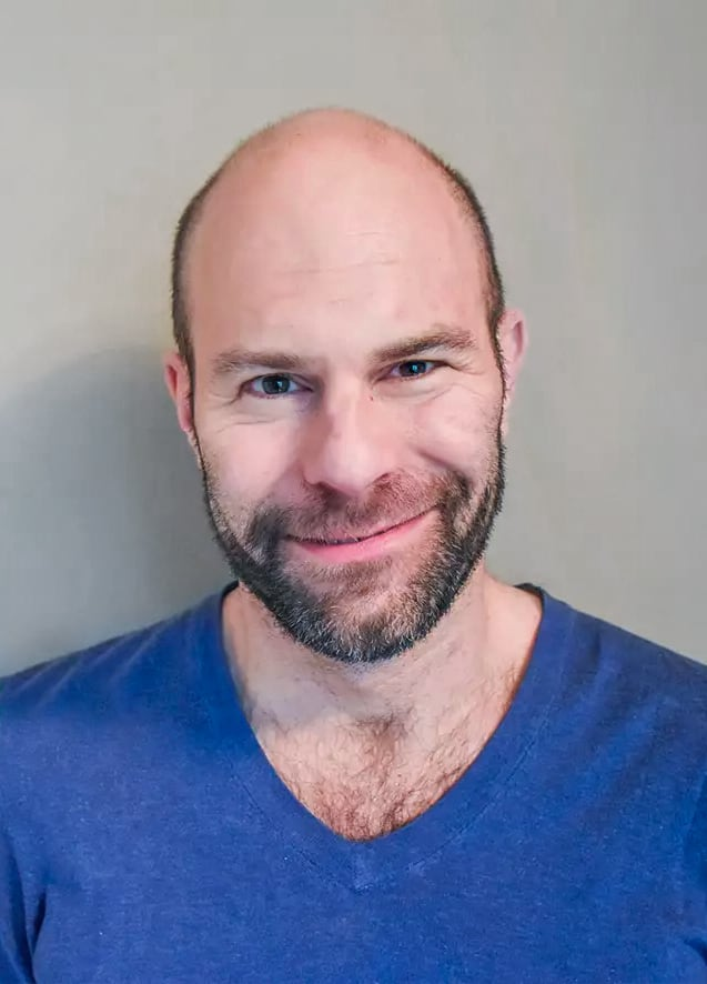 A headshot of WXG speaker, Marc Abraham